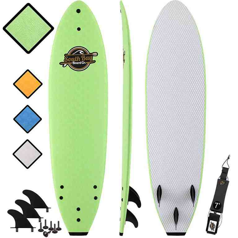 Une planche de surf de 6'6 est-elle bonne pour un débutant ?