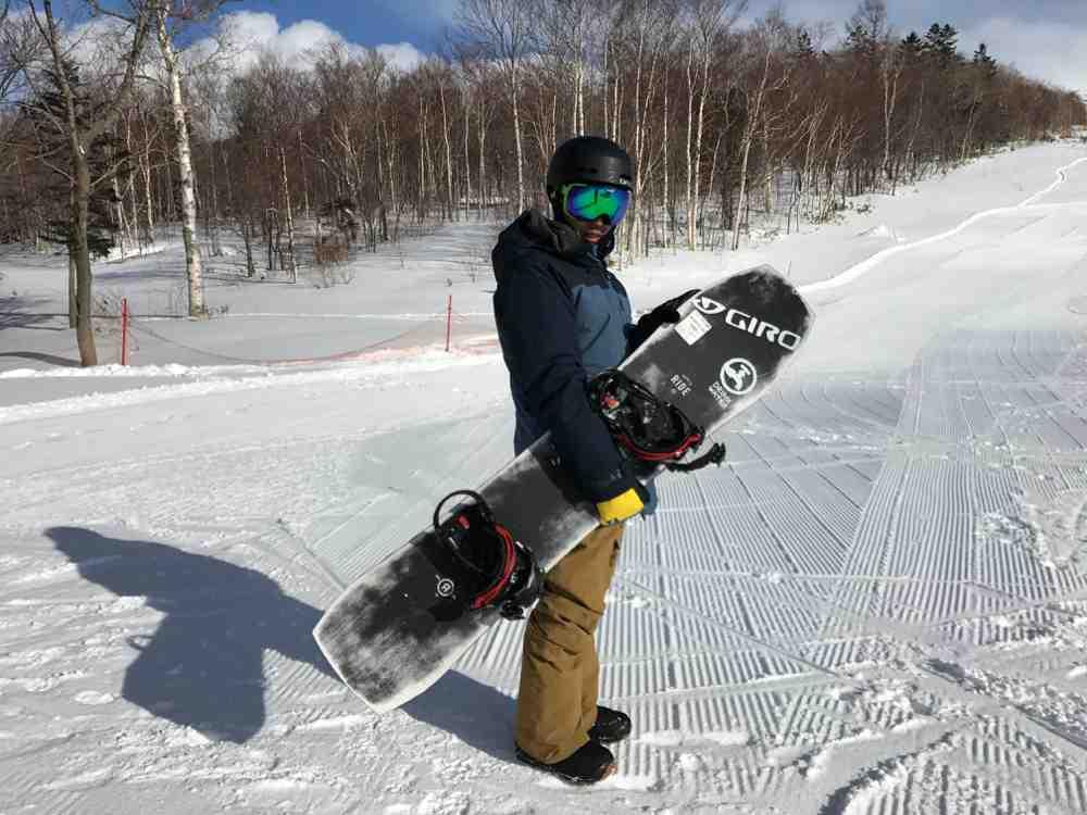 Améliorez votre technique de snowboard pour débutants