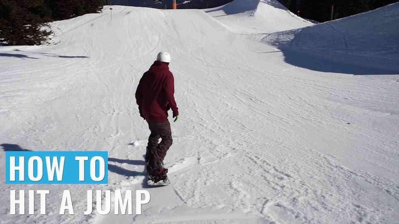 3 techniques de saut en snowboard qui font de vous un snowboarder Sicko.