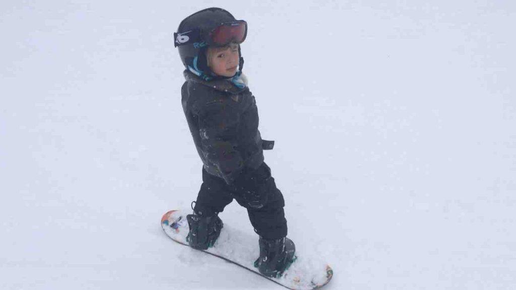 Techniques d'enseignement du snowboard